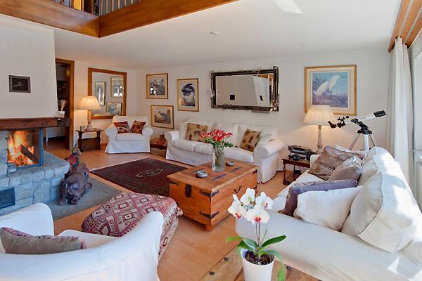 Wonderful Luxurious New Apartment With Stunning View Over The Village; Haus Arbgrat